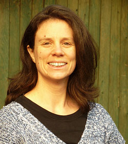 Ellen Collier, professional genealogist and family historian