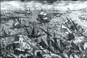 Great Storm 1703