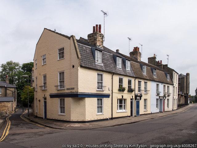 King Street, Cambridge